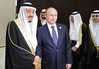 Mỹ thất thế, Saudi Arabia xoay trục qua Nga?