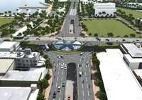 Chi 520 tỉ đồng làm nút giao thông ba tầng