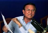 Đảng đối lập Campuchia trước sức ép giải tán