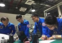 Người Việt học nghề ở Đài Loan