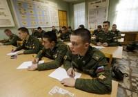 Nước Nga sẽ có binh đoàn 'lê dương'?