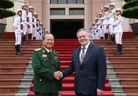Việt Nam-Nga họp bàn hợp tác kỹ thuật quân sự năm 2018