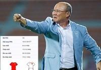 Ông Park chọn tốp 100, sao không vô địch Đông Nam Á?