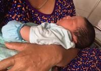 Em bé chào đời có cân nặng của bé 4 tháng tuổi
