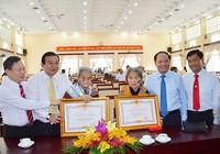 TP.HCM: 30 mẹ nhận danh hiệu Bà mẹ Việt Nam anh hùng