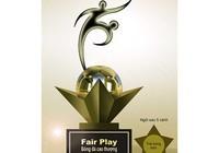 Về cuộc thi sáng tác cúp Fair Play - Bóng Đá Cao Thượng