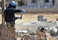 Hé lộ bất ngờ về vũ khí hóa học ở Syria
