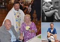 Cựu vua phá lưới Anh tái hôn ở tuổi… 77