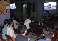 Mang 'rạp' phim chống tệ nạn xã hội ra quán cà phê