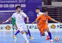 Futsal Việt Nam cầm hòa Hà Lan