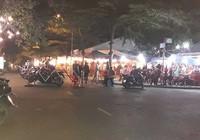 Chọn địa điểm gây phiền, hội chợ bị phản ứng