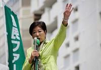 Nữ thống đốc Tokyo từ chức lãnh đạo đảng Hy vọng