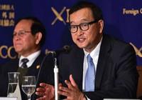 Tòa án Tối cao Campuchia giải thể đảng đối lập