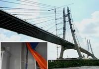 Chuyên gia Hàn Quốc khắc phục vết nứt cầu Vàm Cống