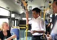 'Xử nghiêm việc 'làm luật' ở các bến xe buýt'