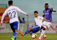 Quảng Nam chia quyền vô địch cho Hà Nội