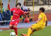 Giải bóng đá nữ VĐQG 2017: Xác định 3/4 đội vào bán kết
