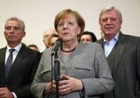 Cú sốc lớn trên chính trường Đức