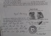 Nợ tiền quyên góp và tấm lý lịch bị 'phê xấu'