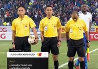 Thái Lan cử trọng tài nhúng chàm tới V-League