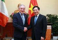 Ireland triển khai chiến lược hợp tác với VN tới 2020