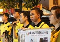 Chúng tôi là Hát rong từ thiện Sài Gòn!