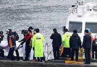 Lật tàu cá Hàn Quốc, 13 người thiệt mạng