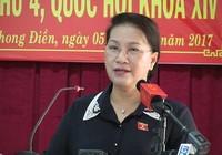 Chủ tịch QH: Chưa có chủ trương cải cách chữ quốc ngữ