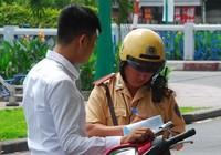 Tăng phạt phải siết đạo đức công vụ CSGT