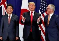 Củng cố liên minh Ấn Độ - Nhật - Úc