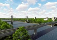 Cầu Vàm Sát 2 nối Cần Giờ với trung tâm TP.HCM