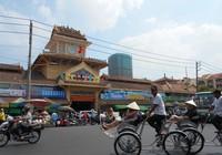 Hơn 120 tỉ đồng nâng cấp khu chợ sầm uất nhất Sài Gòn