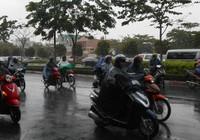 Lại có mưa giải nhiệt cho Sài Gòn