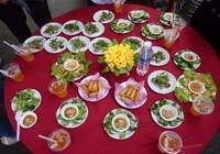 Chùm ảnh: Độc đáo các món ăn từ trái nhãn