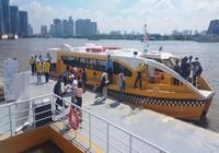 Người Sài Gòn được đi buýt sông miễn phí 10 ngày