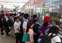 Các bến xe ở TP.HCM tổ chức bán vé xe Tết sớm