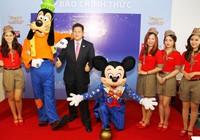Vietjet đã đưa chú chuột Mickey từ Disney tới Việt Nam