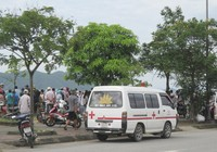 Phát hiện thi thể 2 nữ sinh trường y nổi trên sông Lam