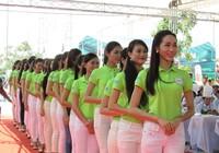 Cùng ngắm các thí sinh Hoa khôi ĐBSCL 2015 trước giờ chung kết