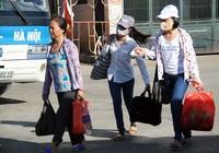 Thí sinh hối hả về Thủ đô, TP.HCM, Gia Lai, Huế dự thi