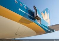 Vietnam Airlines tiếp nhận máy bay Airbus hiện đại nhất thế giới