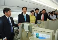 Vietnam Airlines nâng cấp dịch vụ tiêu chuẩn 4 sao