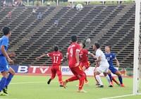 Việt Nam bị loại sau vòng bảng