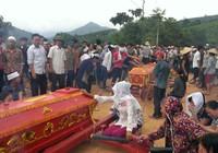 Thảm sát Yên Bái: Tang thương đám tang 3 cỗ quan tài