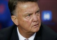 Trước trận lượt về Champions League Brugge- MU:Khi Van Gaal sợ