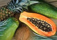 8 loại rau trái giúp làm phẳng vòng bụng