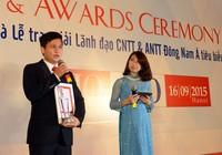Phó TGĐ VietinBank nhận giải  Lãnh đạo CNTT Đông Nam Á tiêu biểu