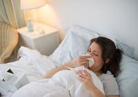 5 cách đơn giản phòng, chống cảm lạnh