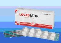 Những lưu ý khi dùng thuốc chữa tăng mỡ máu lovastatin