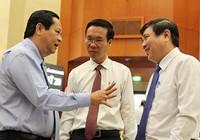 Ông Nguyễn Thành Phong được giới thiệu làm Chủ tịch UBND TP.HCM